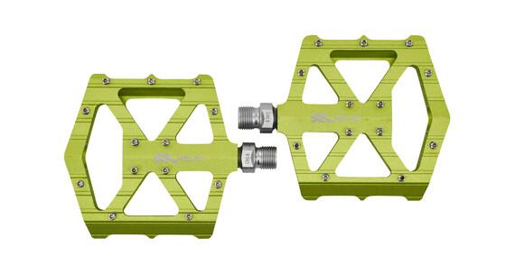 XLC PD-M12 Pedal limegreen